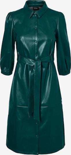 VERO MODA Košilové šaty 'Butter' - smaragdová, Produkt