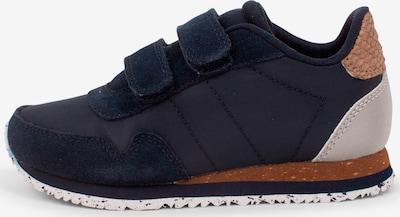 WODEN Sneakers ' Nor Suede ' in beige / schwarz, Produktansicht