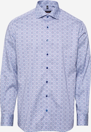 ETERNA Camisa de negocios en azul / rosa, Vista del producto