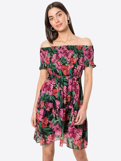PATRIZIA PEPE Kleid 'ABITO' in mischfarben / schwarz, Modelansicht