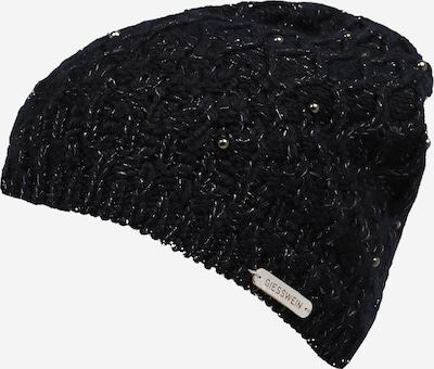 GIESSWEIN Mütze 'Kareck' in dunkelblau, Produktansicht