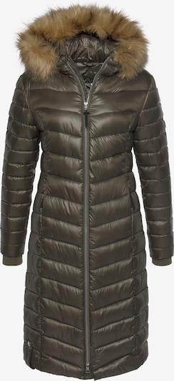 ALPENBLITZ Wintermantel in khaki, Produktansicht