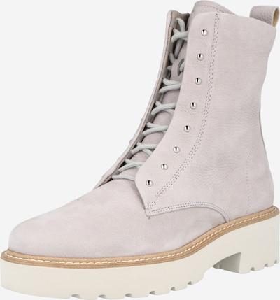 Suvarstomieji kulkšnis dengiantys batai iš Paul Green, spalva – šviesiai pilka, Prekių apžvalga