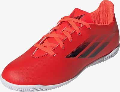 ADIDAS PERFORMANCE Sportschuh  'X Speedflow.4' in rot / schwarz, Produktansicht