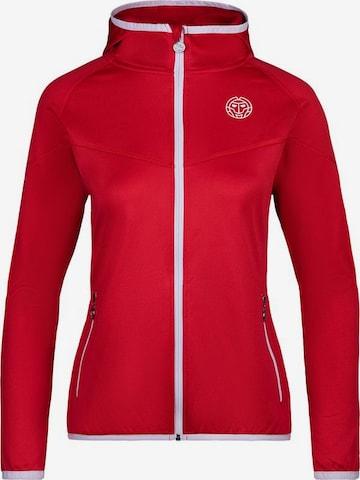 BIDI BADU Tennisjacke 'Grace' in Rot