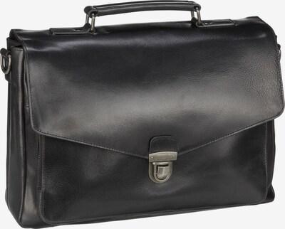 LEONHARD HEYDEN Aktentasche in schwarz, Produktansicht