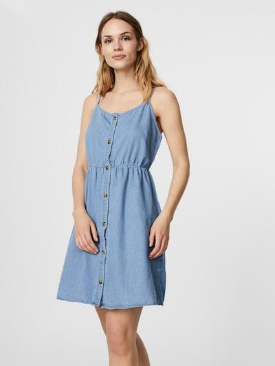 VERO MODA Kleid 'LICKA' in hellblau, Modelansicht