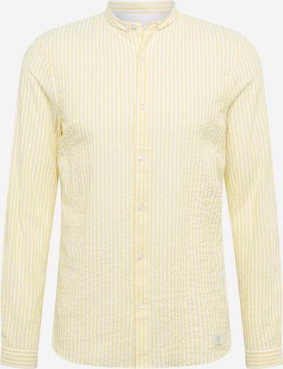 NOWADAYS Skjorta i gul / vit, Produktvy