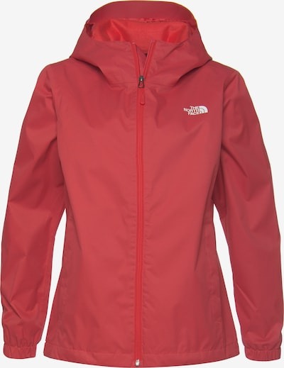 THE NORTH FACE Jacke 'Quest' in hellrot, Produktansicht