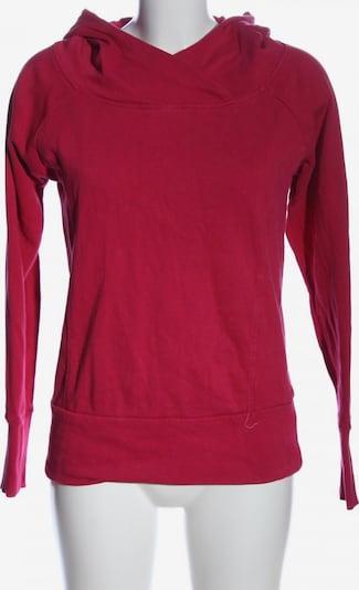 Crane Kapuzensweatshirt in S in rot, Produktansicht