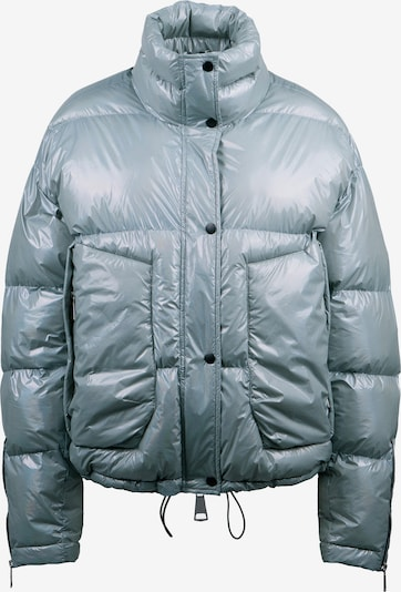 FREAKY NATION Winter Jacket ' Ice Ice Baby' in Blue, Item view