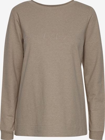 Fransa Sweatshirt 'FRBESWEAT 4' in beige, Produktansicht
