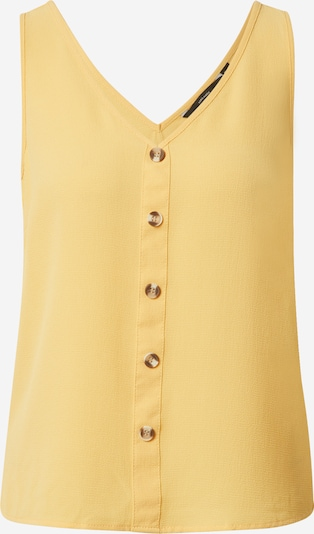 VERO MODA Overdel 'SASHA' i gul, Produktvisning