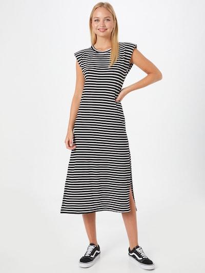 Hailys Vestido 'Juliana' en negro / blanco, Vista del modelo