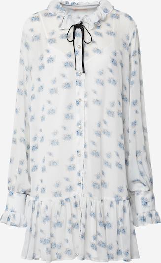 Custommade Košulja haljina 'Trudy' u svijetloplava / bijela, Pregled proizvoda