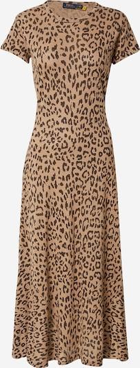 Polo Ralph Lauren Kleid in kastanienbraun / dunkelbraun, Produktansicht
