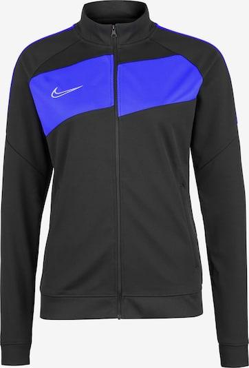 NIKE Trainingsjacke 'Academy 20' in indigo / schwarz, Produktansicht