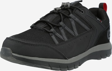 bugatti Platform trainers 'Pampa' in Black