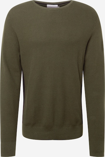 Calvin Klein Sweater in Olive, Item view
