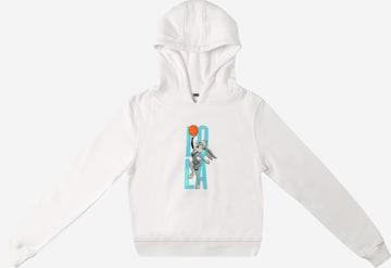Sweat-shirt 'Space Jam Lola' Mister Tee en blanc