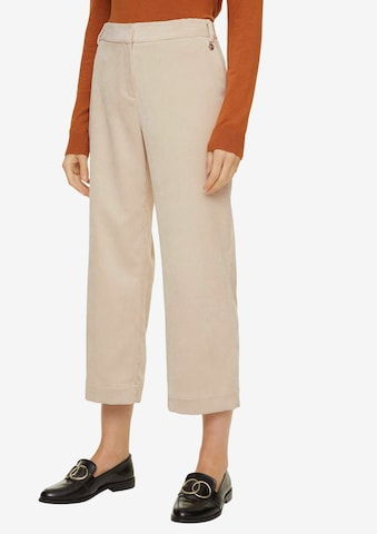 COMMA Chino Pants in Beige