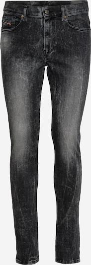 DIESEL Kavbojke 'D-AMNY-Y' | črn denim barva: Frontalni pogled
