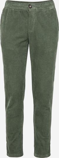 Pantaloni chino 'Ron' Redefined Rebel di colore oliva, Visualizzazione prodotti