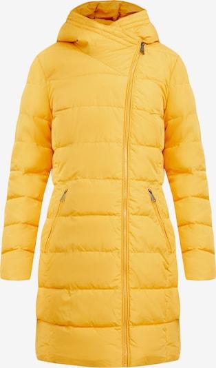Finn Flare Steppmantel in gelb, Produktansicht