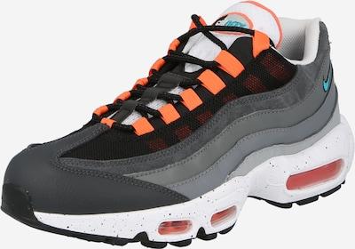 Nike Sportswear Baskets basses 'Air Max 95' en gris, Vue avec produit