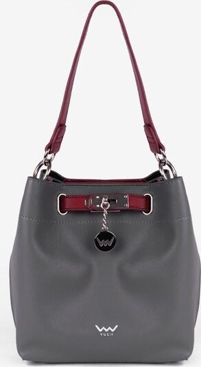 Vuch Tasche in grau, Produktansicht