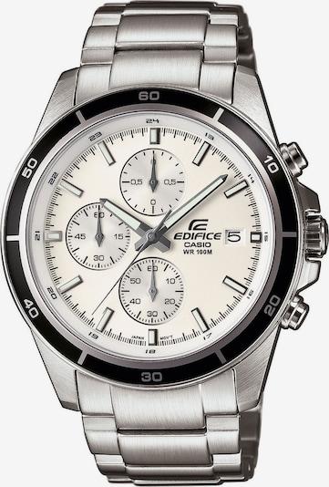 CASIO Uhr ' Edifice' in silber, Produktansicht