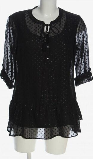 Canada Langarm-Bluse in M in schwarz, Produktansicht