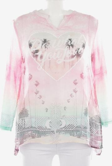 Grace Tunika in M in türkis / pink, Produktansicht