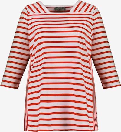 Ulla Popken Tričko - červená / bílá, Produkt