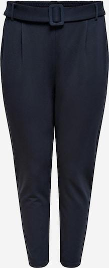 ONLY Carmakoma Hose in dunkelblau, Produktansicht
