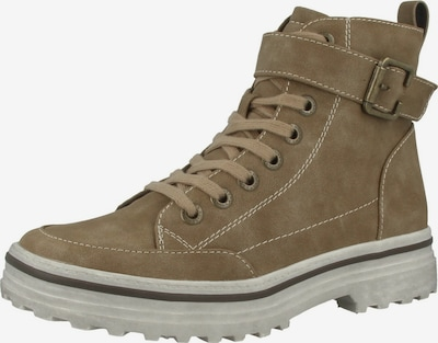 Dockers by Gerli Lace-Up Ankle Boots in Sand, Item view