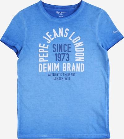 Pepe Jeans Camiseta 'KEANE' en azul / blanco, Vista del producto