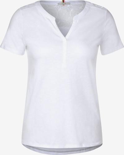 CECIL T-Shirt in weiß: Frontalansicht