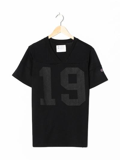 Champion Authentic Athletic Apparel Sport T-Shirt in M in schwarz, Produktansicht