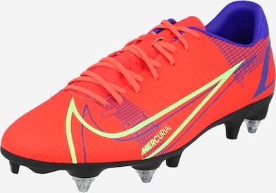 NIKE Buty piłkarskie 'VAPOR 14 ACADEMY SG-PRO AC' w kolorze niebieski / żółty / pomarańczowo-czerwonym, Podgląd produktu