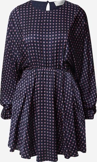 AMERICAN VINTAGE Robe en bleu marine / rose, Vue avec produit