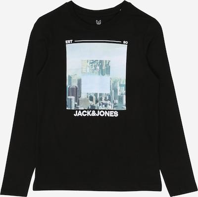 Jack & Jones Junior Majica 'Barista' u plava / svijetloplava / crna, Pregled proizvoda