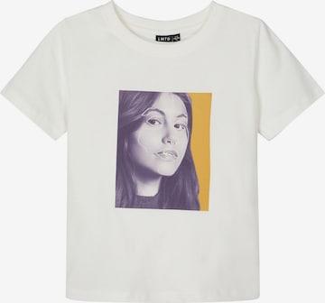 LMTD Shirt in Weiß
