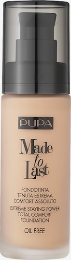 PUPA Milano Foundation 'Made To Last' in sand, Produktansicht