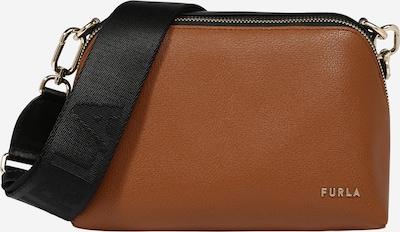 FURLA Τσάντα ώμου 'AMICA' σε καραμέλα / μαύρο, Άποψη προϊόντος