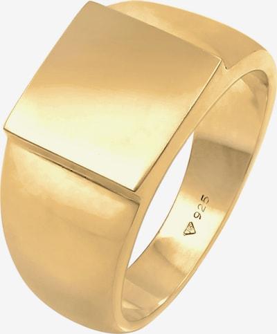 KUZZOI Ring in de kleur Goud, Productweergave