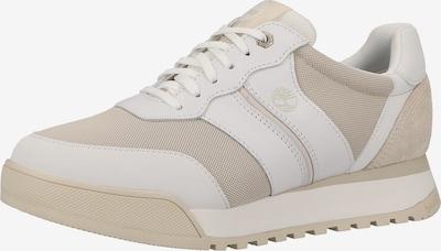 TIMBERLAND Sneaker in beige / weiß, Produktansicht