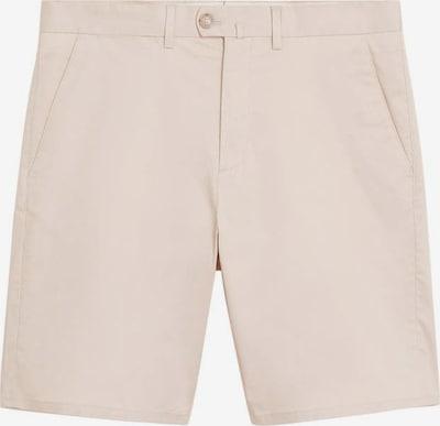 MANGO MAN Chino nohavice - béžová, Produkt