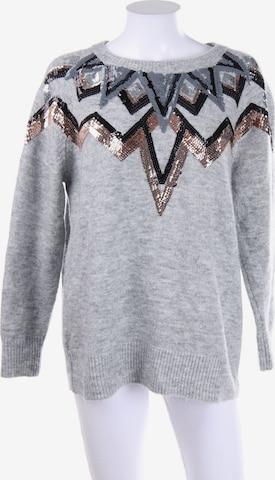 Noisy may Sweater & Cardigan in M in Grey