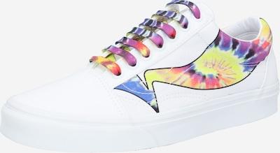 VANS Sneaker 'Old Skool' in gelb / lila / weiß, Produktansicht